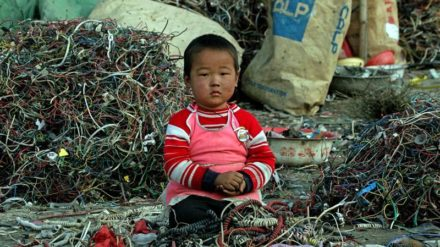 Waste Crisis in China