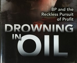 Drowning in oil by Loren C Steffy