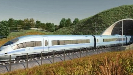 High Speed Rail HS2