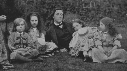 Lewis Carroll and Children