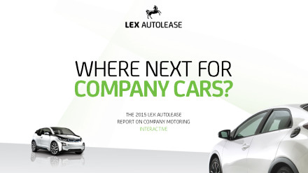 Where next for company cars?