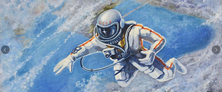Cosmonauts: a tribute to Russian grit