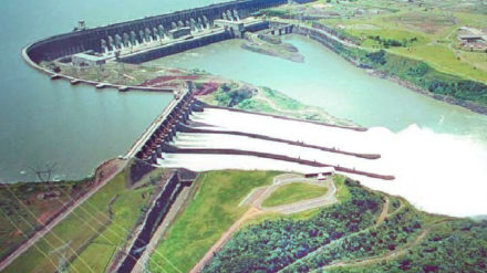 14GW Itaipu Dam, photo by Angelo Leithold.