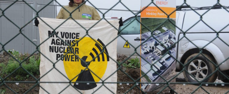 Hinkley Point and the fear of nuclear