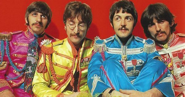 Sgt Pepper and all that